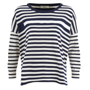 Paul by Paul Smith Women's Striped Long Sleeve Top - Multi