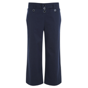 Paul by Paul Smith Women's Cotton Sailor Pants - Blue