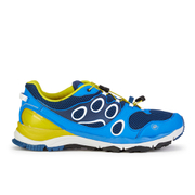 Jack Wolfskin Men's Trail Excite Low Running Shoes - Moroccan Blue