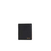 Paul Smith Accessories Men's Simple Bilfold Wallet - Black