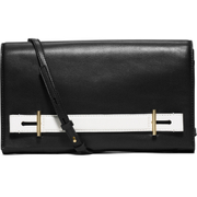 MICHAEL MICHAEL KORS Women's Chelsey Clutch Bag - Black/White