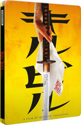 Kill Bill: Volumen 1 - Steelbook Exclusivo de Edición Limitada