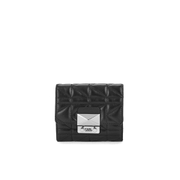 Karl Lagerfeld Women's K/Kuilted Small Purse - Black