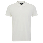 A.P.C. Men's Becker Polo Shirt - White