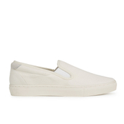A.P.C. Men's Tennis Ted Trainers - White