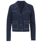 2NDDAY Women's Joe Jacket - Navy Blazer