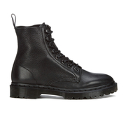 Dr. Martens Hadley Lace Up Boots - Black Inuck