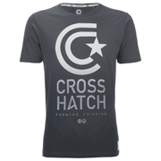 Crosshatch Men's Carinae T-Shirt - Magnet
