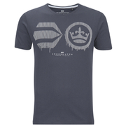 Crosshatch Men's Baseline T-Shirt - Periscope