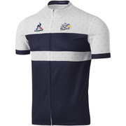 Le Coq Sportif Children's Tour de France 2016 Dedicated Jersey - Blue