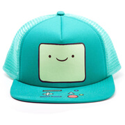 Adventure Time Beemo Video Game Console Face Trucker Cap