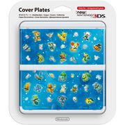 New Nintendo 3DS Cover Plate 30