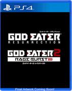 God Eater Resurrection/God Eater 2 Rage