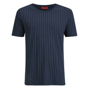 HUGO Men's Dineliner Crew Neck T-Shirt - Navy