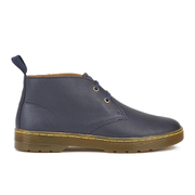 Dr. Martens Men's Cruise Cabrillo Virginia Leather 2-Eye Desert Boots - Dress Blues