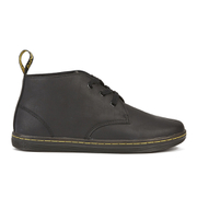 Dr. Martens Men's Eclectic Will Padded Collar Desert Boots - Black