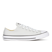 Converse Men's Chuck Taylor All Star Ox Trainers - Mouse/White/Black