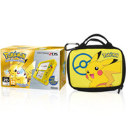 Nintendo 2DS Special Edition: Pokémon Yellow Version + Pikachu Multi Case