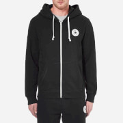 Converse Men's Full-Zip Hoody - Converse Black
