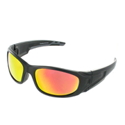 Evolution Zero Revo Sports Sunglasses - Black/Revo
