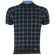 Primal Gridwal Short Sleeve Jersey - Black