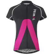 Primal Aro Evo Women's Short Sleeve Jersey - Black
