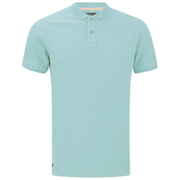 Threadbare Men's Fred Polo Shirt - Blue