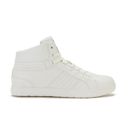 Crosshatch Men's Ecuador High Top Trainers - White