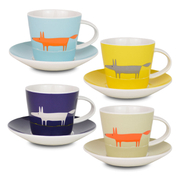 Scion Mr Fox Espresso Set