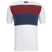 John Smedley Men's Rall Sea Island Cotton T-Shirt - White