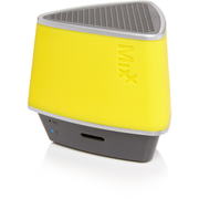 Mixx S1  Bluetooth Wireless Portable Speaker (Inc hands free conference calling) - Neon Yellow