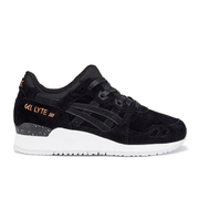 Asics Gel-Lyte III 'Rose Gold Pack' Trainers - Black