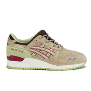 Asics Men's Gel-Lyte III 'Scorpion Pack' Trainers - Sand
