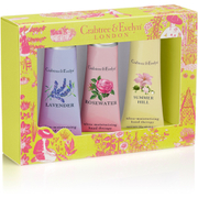 Crabtree & Evelyn Floral Hand Therapy 3 x 25g