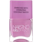 nails inc. Coconut Bright Soho Gardens Nail Varnish 14ml
