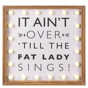 Parlane 'Fat Lady' Wall Light