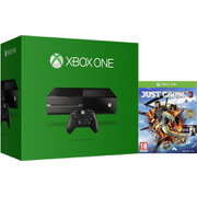 Xbox One 500GB Console – Includes Just Cause 3