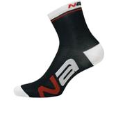 Nalini Logo Socks 13cm - Black