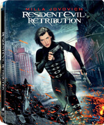 Resident Evil: Retribution - Limited Edition Steelbook