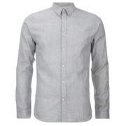 Selected Homme Men's Donenelson Long Sleeve Shirt - Lead