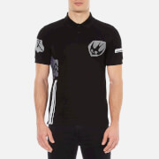 McQ Alexander McQueen Men's Clean Polo Shirt - Darkest Black
