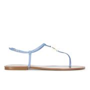 Lauren Ralph Lauren Women's Aimon Leather Sandals - Polo Tan