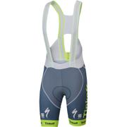 Tinkoff BodyFit Pro Ltd Bib Shorts 2016 - Blue