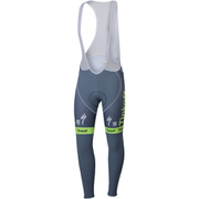 Tinkoff BodyFit Pro Thermal Bib Tights 2016 - Blue