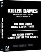Killer Dames: Two Gothic Chillers - Dual Format (Includes DVD)
