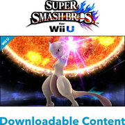 Super Smash Bros. for Wii U - Mewtwo DLC