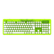 Rock Candy Wireless Keyboard - LaLaLime