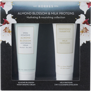 Korres Almond Blossom Moisturising Mini Collection 2 x 16ml