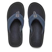 Clarks Men's Riverway Sun Toe-Post Sandals - Navy