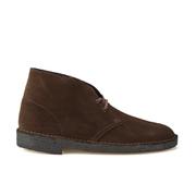 Clarks Originals Men's Desert Boots - Brown Suede